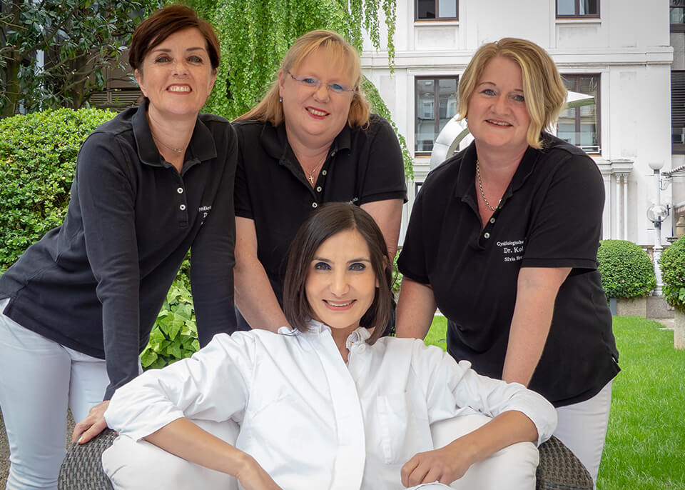 Foto Team - Dr. med. Sema Kolay | Practice for gynaecology and obstetrics Heidelberg